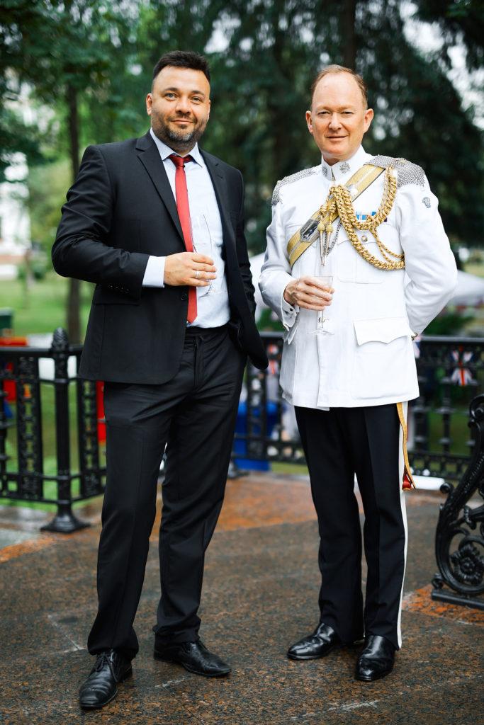 Юрий Поляков от агентства переводов Нота Бене - сотрудничество с посольством Великобритании